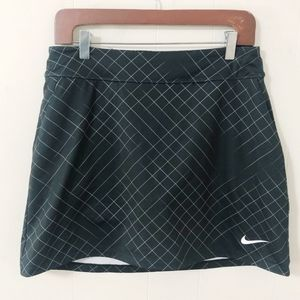 Nike Golf Womens Skirt w/ Shorts, Sz S